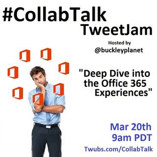 CollabTalk Mar 2015