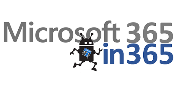 Microsoft 365 in 365 blog series