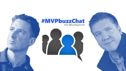 MVPbuzzChat with Nicki Borell