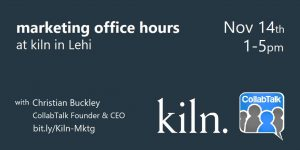 Office Hours at kiln in Lehi, Utah