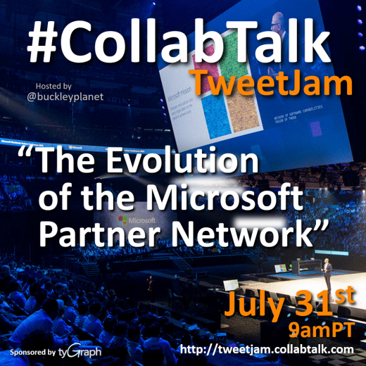 July 2019 CollabTalk TweetJam