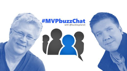 MVPbuzzChat interview with Microsoft MVP John White