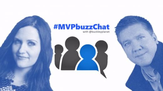Microsoft MVP April Dunnam on CollabTalk MVPbuzzChat