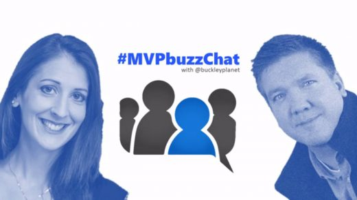 #MVPbuzzChat with Laura Rogers