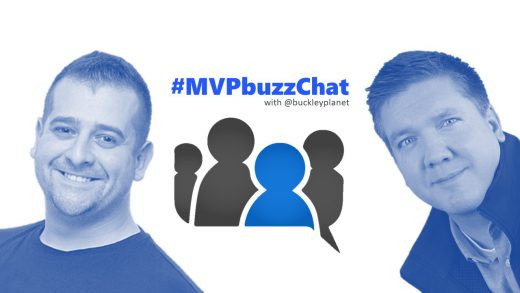 MVPbuzzChat interview with Office Apps & Services MVP Vlad Catrinescu