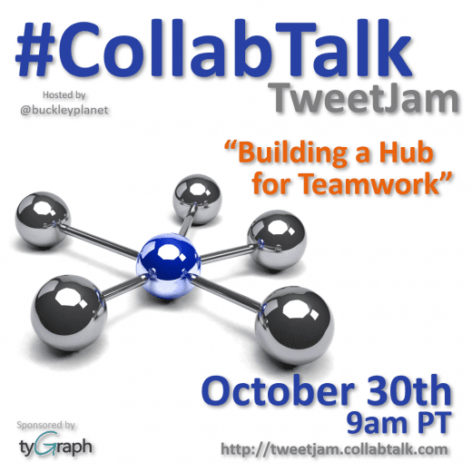 #CollabTalk TweetJam for October 2019