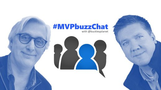 #MVPbuzzChat episode 69 with MVP Marc Anderson on the CollabTalk Podcast