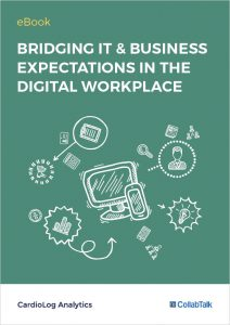 BRIDGING IT & BUSINESS EXPECTATIONS IN THE DIGITAL WORKPLACE