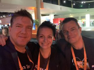 Community people at MSIgnite19 in Orlando