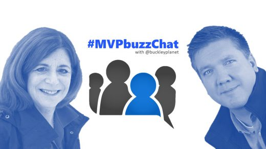 #MVPbuzzChat interview with Office Apps & Services MVP Susan Hanley