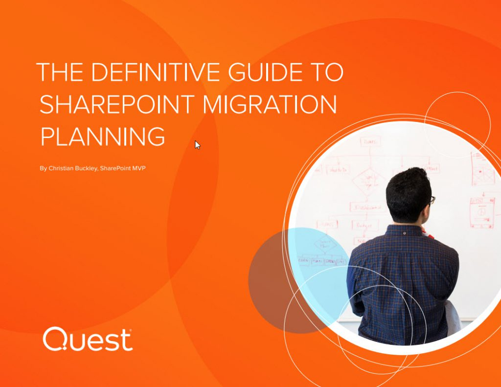 The Definitive Guide to SharePoint Migration Planning_Quest