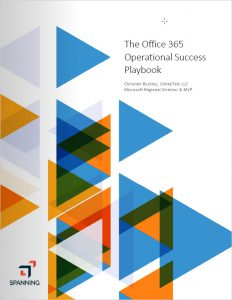 The Office 365 Operational Success Playbook