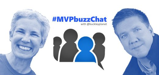 #MVPbuzzChat Episode 72 with Sandy Ussia