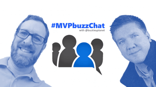 #MVPbuzzChat with Office Apps & Services MVP Adam Levithan