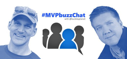 #MVPbuzzChat interview with Business Applications MVP Todd Baginski