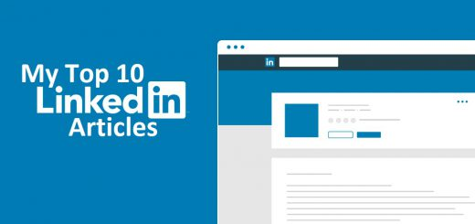 My Top 10 Articles on LinkedIn
