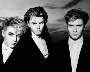 trimmed down Duran Duran for Notorious album