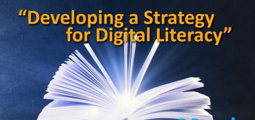 March 2020 #CollabTalk TweetJam on Developing a Strategy for Digital Literacy
