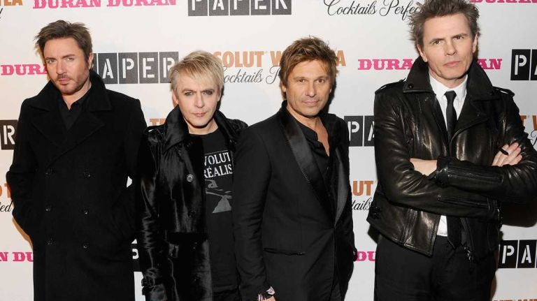 middle-aged Duran Duran still creating great music