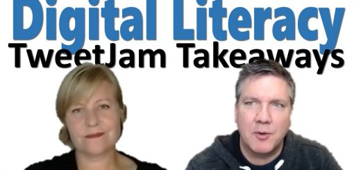 March 2020 #CollabTalk TweetJam takeaways on Digital Literacy