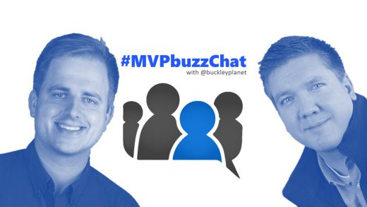 #MVPbuzzChat interview with Business Applications MVP Joel Lindstrom