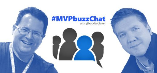 #MVPbuzzChat with Developer Technologies MVP Jim Wilcox