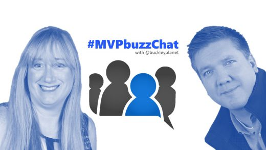 #MVPbuzzChat Episode 91 with Business Applications MVP Julie Yack