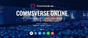 Commsverse Online