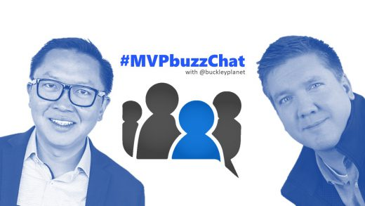 #MVPbuzzChat interview with Office Apps & Services MVP and Microsoft Regional Director Dux Raymond Sy