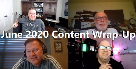 June 2020 Content Wrap-Up for Christian Buckley