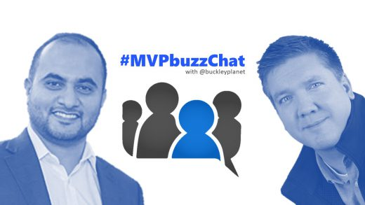 #MVPbuzzChat with AI MVP and Microsoft Regional Director Dr. Adnan Masood