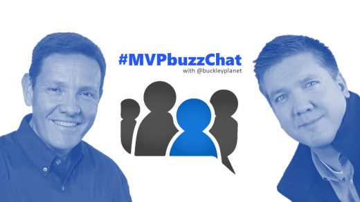#MVPbuzzChat Episode 102 with Microsoft Regional Director Oscar Garcia Colon