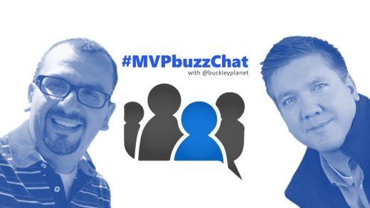 #MVPbuzzChat with Microsoft RD and MVP Ahmed Nabil Mahmoud