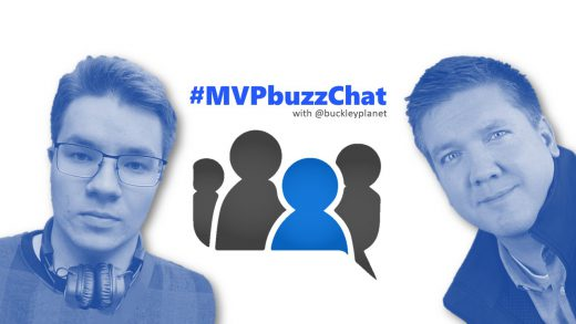 #MVPbuzzChat interview with Business Appplications MVP Oleksandr Olashya from February 8, 2021