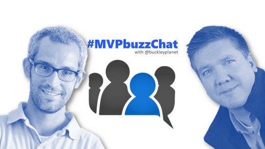 #MVPBuzzChat interview with dual Microsoft Business Applications and Azure and Regional Director Tobias Fenster from February 9, 2021