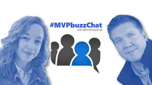 #MVPbuzzChat interview with Office Apps & Services MVP Emily Mancini from February 11, 2021