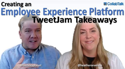 CollabTalk TweetJam summary with Heather Severino on February 19, 2021